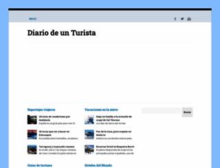 diariodeunturista.com screenshot