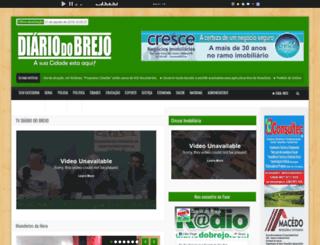 diariodobrejo.com screenshot