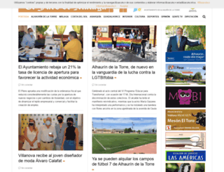 diariolatorre.es screenshot