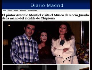diariomadrid.com screenshot