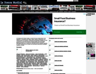 diariomundo.com.ar screenshot