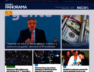 diariopanorama.com screenshot