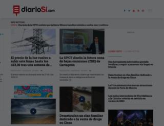 diariosi.com screenshot