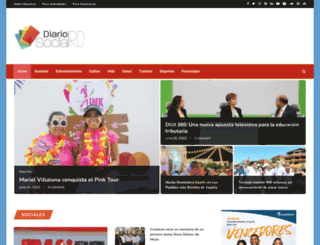 diariosocialrd.com screenshot