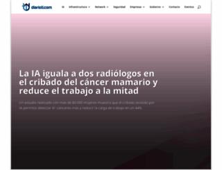 diarioti.com screenshot