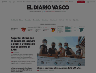 diariovasco.tv screenshot