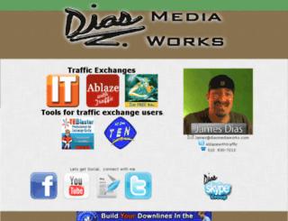 diasmediaworks.com screenshot