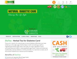 diatea.com screenshot