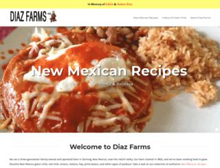 diazfarms.com screenshot