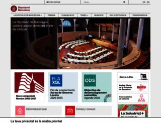 diba.es screenshot
