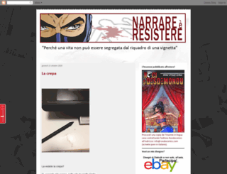 dibernardocomics.blogspot.com screenshot