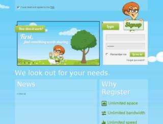 dibi.hugefiles.net screenshot