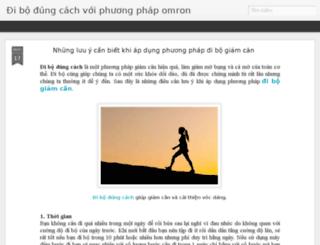 dibohieuquavoiphuongphapomron.blogspot.com screenshot