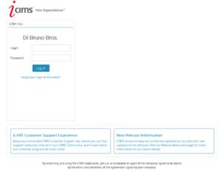 dibruno.icims.com screenshot