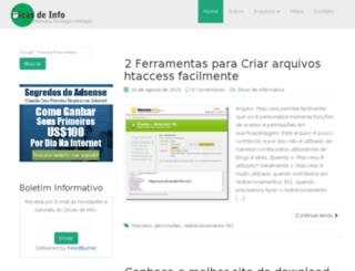 dicasdeinfo.com screenshot