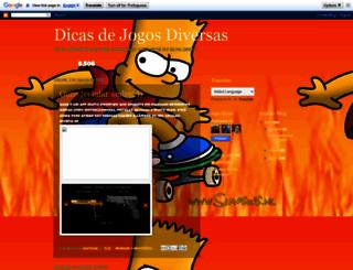 dicasdiversaselegais.blogspot.com.br screenshot