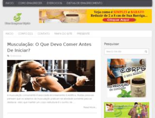 dicasemagrecerrapido.com screenshot