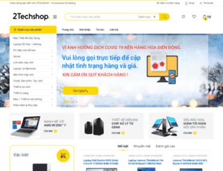 dichvu2tech.com screenshot