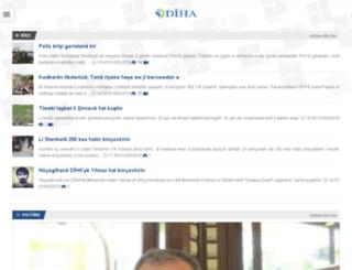 diclehaberajansi.link screenshot