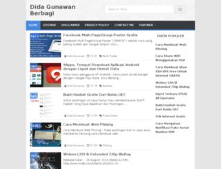 didagunawan.blogspot.com screenshot