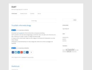 didit.se screenshot