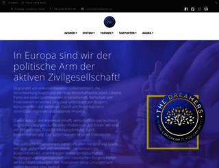 die-bildungsinitiative.de screenshot