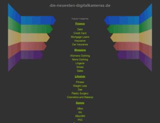 die-neuesten-digitalkameras.de screenshot