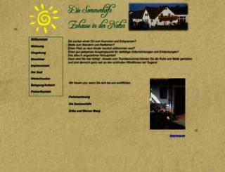die-sommerhoefe.de screenshot