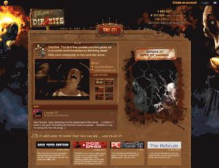 die2nite.com screenshot