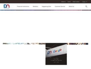 dieboldindia.com screenshot