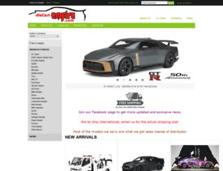diecast-empire.com screenshot