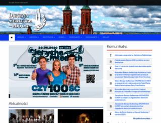 diecezja.siedlce.pl screenshot