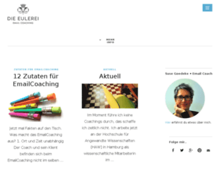 dieeulerei.com screenshot