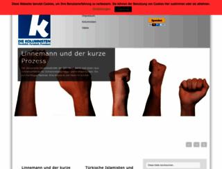 diekolumnisten.de screenshot