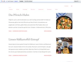 dielandfrau.com screenshot