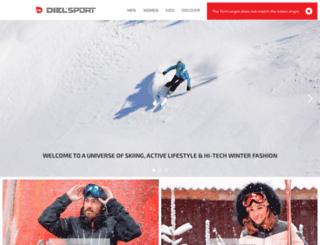 dielsport.com screenshot