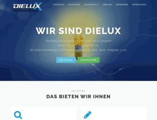 dielux.com screenshot