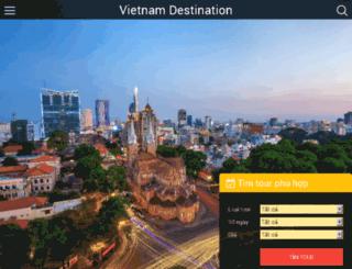 diemdenvietnam.com.vn screenshot