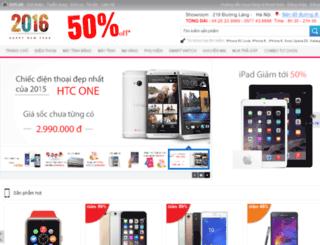 diemvangkhuyenmai.com screenshot