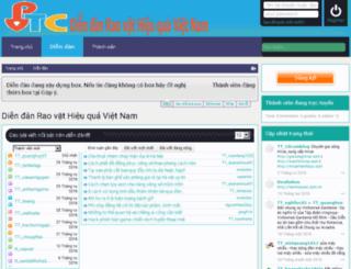 diendan.aprildigital.vn screenshot