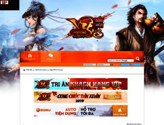 diendan.duo.vn screenshot