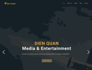 dienquan.com screenshot