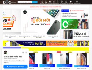 dienthoaidoc.vn screenshot