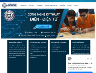 dientu.edu.vn screenshot