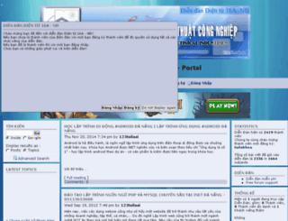 dientu16.7forum.net screenshot