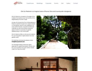 dieoupastorie.com screenshot