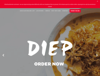 diep.net screenshot