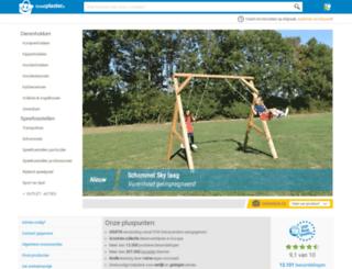 dierenspeelplezier.nl screenshot