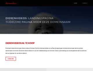 dierenvideos.nl screenshot