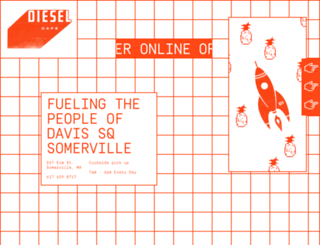 diesel-cafe.com screenshot